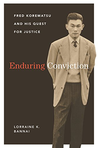 9780295995151: Enduring Conviction: Fred Korematsu and His Quest for Justice (Scott and Laurie Oki Series in Asian American Studies)