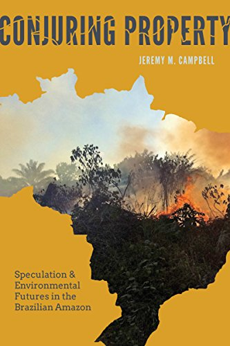 9780295995298: Conjuring Property: Speculation and Environmental Futures in the Brazilian Amazon (Culture, Place, and Nature)