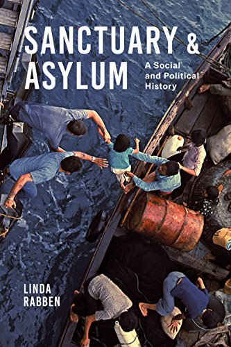 9780295999135: Sanctuary and Asylum: A Social and Political History