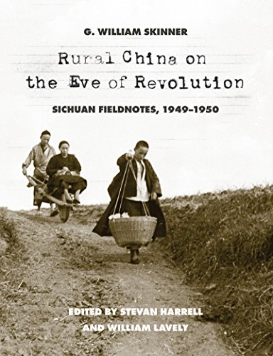 9780295999425: Rural China on the Eve of Revolution: Sichuan Fieldnotes, 1949-1950