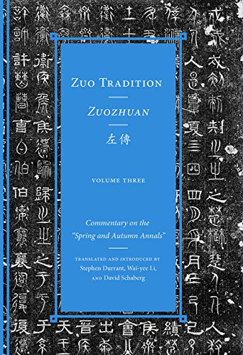 """9780295999463: Zuo Tradition / Zuozhuan: Commentary on the """"Spring and Autumn Annals"""": 3"""