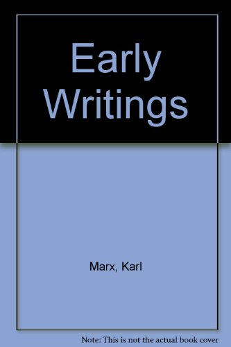 9780296347003: Early Writings