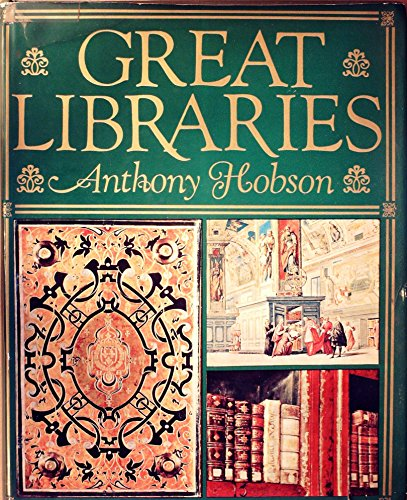 Great Libraries: Anthony Hobson