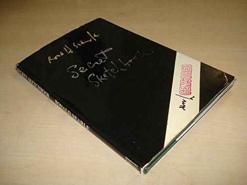 9780297001089: Secret Sketchbook : The Back Streets of Hamburg