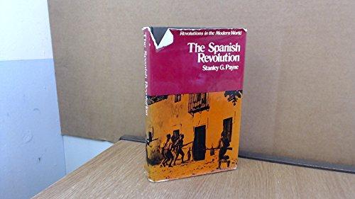9780297001249: Spanish Revolution (Revolutions in the modern world)