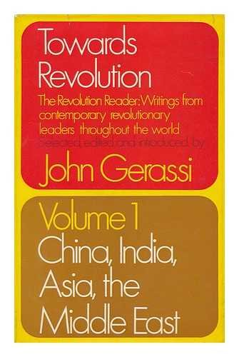 Towards Revolution: China, India, Asia, the Middle East v. 1