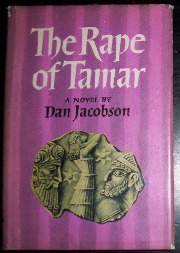 9780297001553: Rape of Tamar