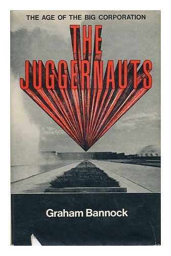 9780297002130: The Juggernauts