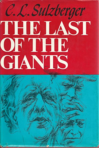 Last of the Giants Sulzberger, C.L.
