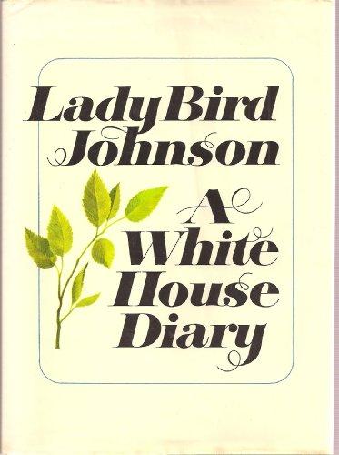 9780297003373: A White House Diary