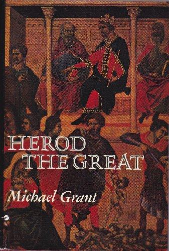 9780297003939: Herod the Great