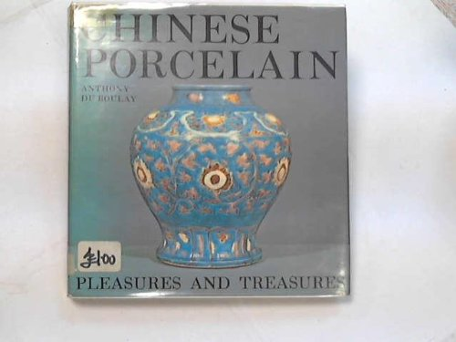 9780297166436: Chinese Porcelain