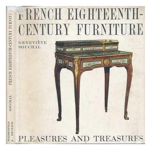 9780297167037: French Eighteenth Century Furniture