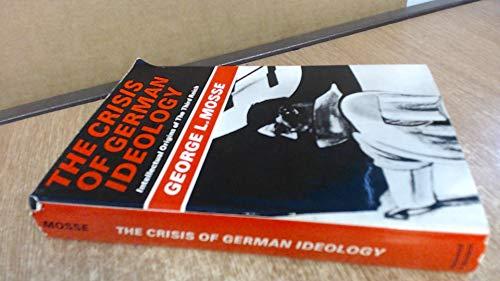 9780297167266: Crisis of German Ideology