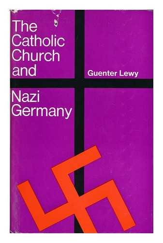 9780297169215: Catholic Church and Nazi Germany