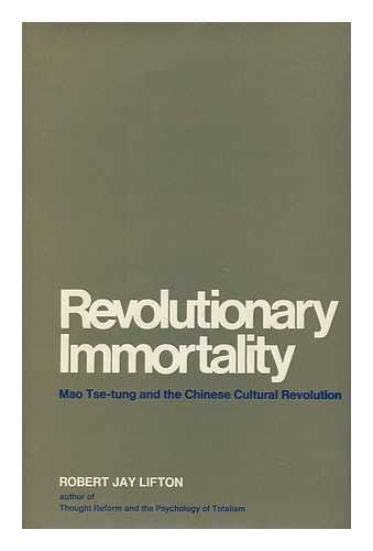 9780297176817: Revolutionary Immortality: Mao Tse-tung and the Chinese Cultural Revolution