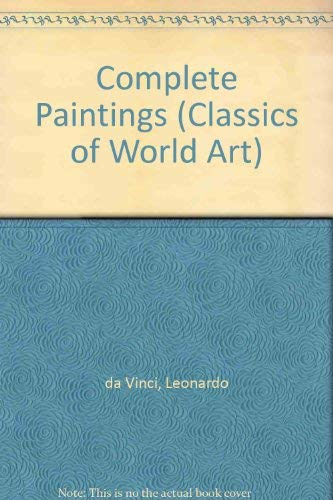 9780297177029: Complete Paintings (Classics of World Art S.)