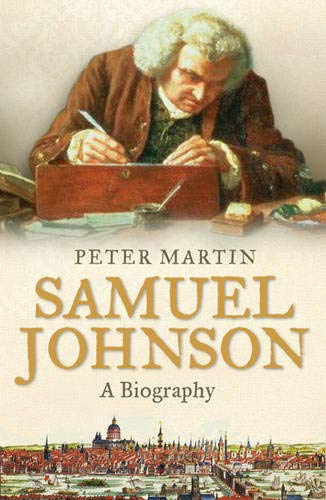 9780297607199: Samuel Johnson: A Biography