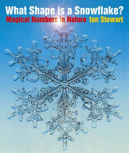 9780297607236: What Shape is a Snowflake?