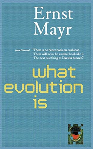 9780297607410: What Evolution Is: From Theory to Fact (Science Masters)
