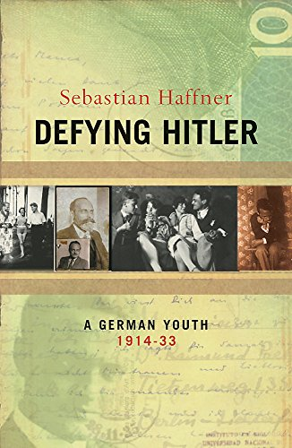 an analysis of the book the meaning of hitler by sebastian haffner The meaning of hitler by sebastian haffner, 9781857998788,  but an analysis -  a most penetrating analysis - of what hitler was up to in his.
