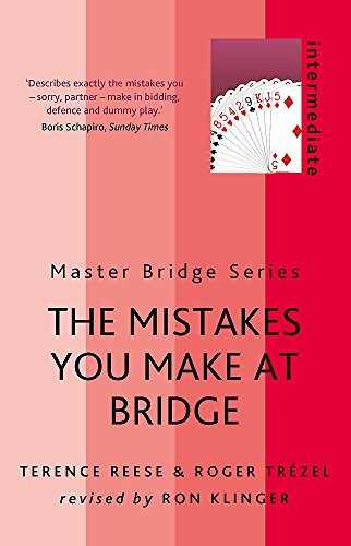 9780297609056: The Mistakes You Make At Bridge (Master Bridge)