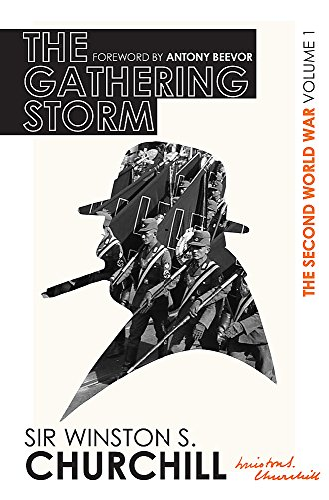 History of the Second World War: Gathering Storm: S. Churchill, Winston