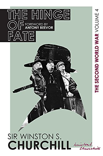 9780297609612: The Second World War: The Hinge Of Fate: Volume IV