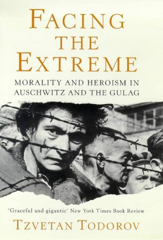 9780297643067: Facing the Extreme: Moral Life In the Concentration Camps