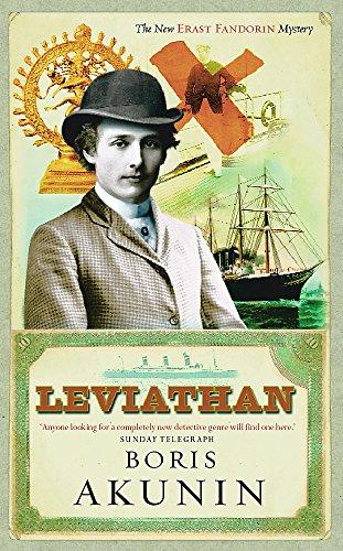 Leviathan (Signed First Edition): Boris Akunin