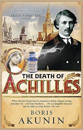 9780297645535: The Death of Achilles