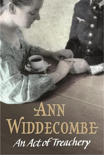 An act of treachery (signed): Widdecombe, Ann