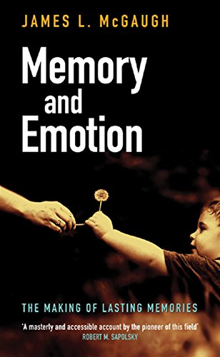 9780297645931: Memory and Emotion: The Making of Lasting Memories (Maps Of The Mind)