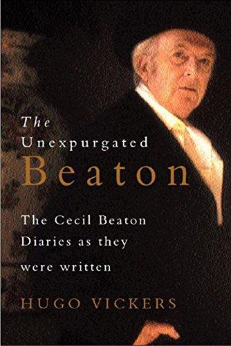 9780297645993: The Unexpurgated Beaton