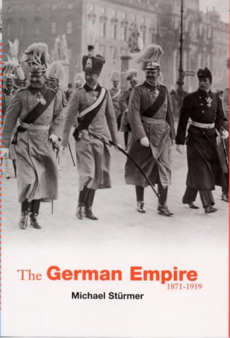 9780297646211: THE GERMAN EMPIRE (UNIVERSAL HISTORY)