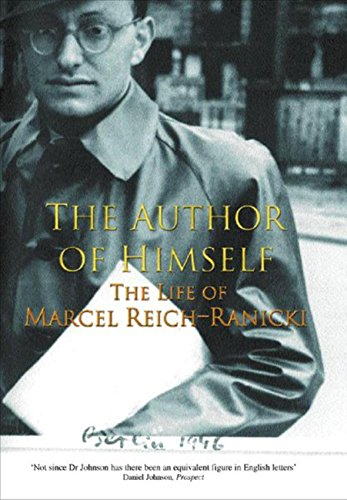 THE AUTHOR OF HIMSELF. the life of Marcel Reich-Ranicki.