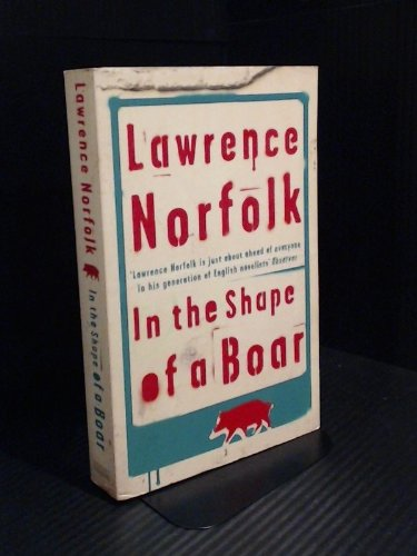 In The Shape Of A Boar: Norfolk, Lawrence