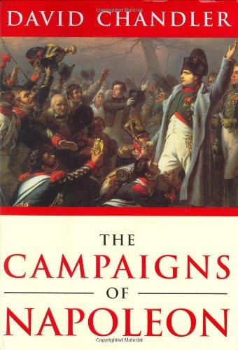 9780297748304: The Campaigns of Napoleon