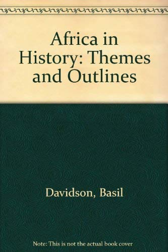 9780297764052: Africa in History