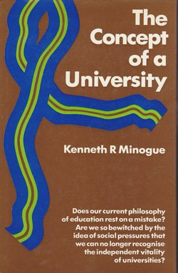 9780297765486: The concept of a university