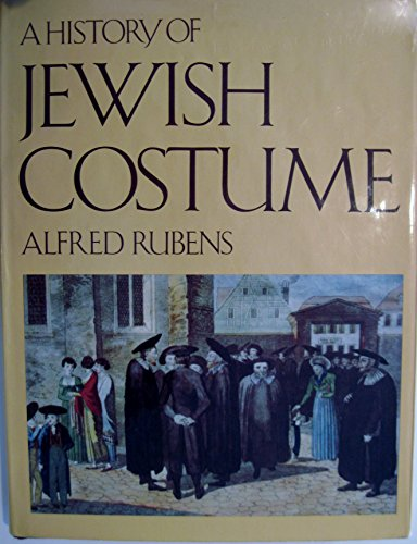 9780297765936: History of Jewish Costume