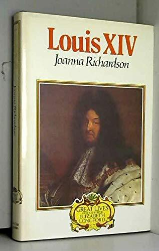 9780297766841: Louis XIV (Great Lives)