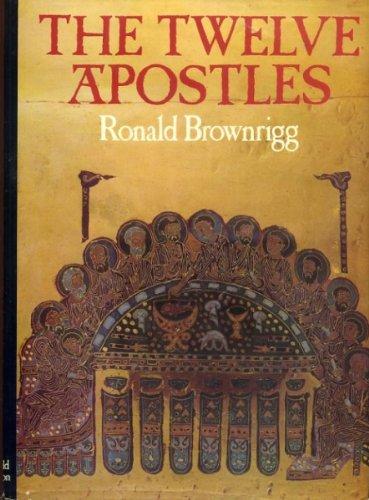 9780297767329: Twelve Apostles