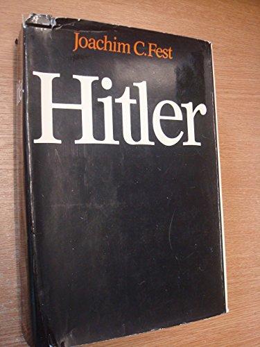 9780297767558: Hitler
