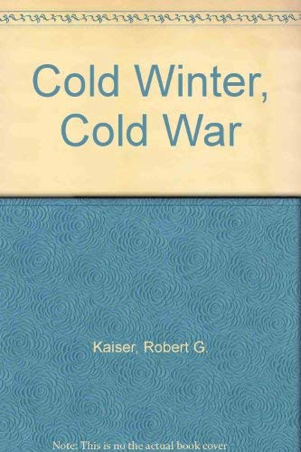 9780297768197: Cold Winter, Cold War