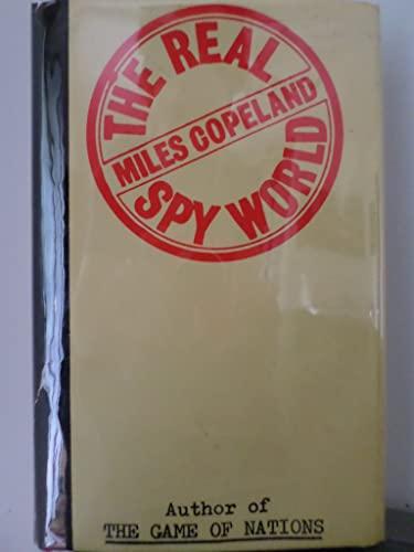 Real Spy World: Copeland, Miles
