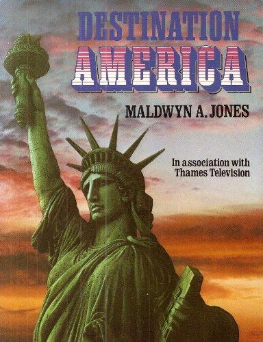 9780297770763: Destination America
