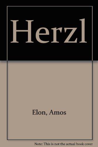 9780297770916: Herzl
