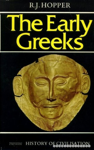 9780297771302: Early Greeks (History of Civilization)