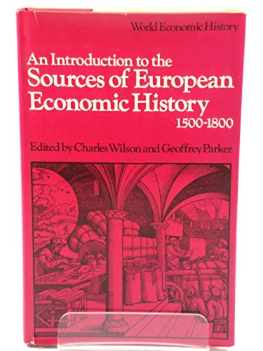 Introduction to the Sources of European Economic